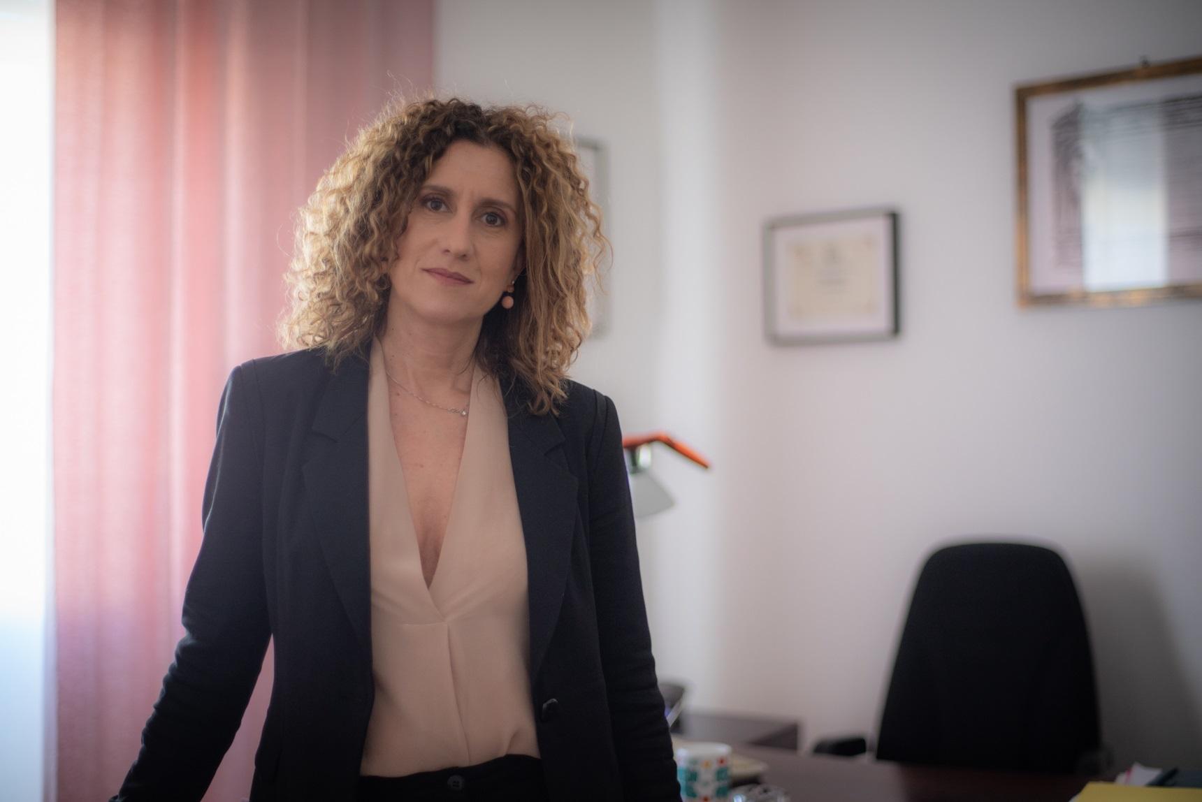 Avvocato Francesca Sbriccoli di Macerata