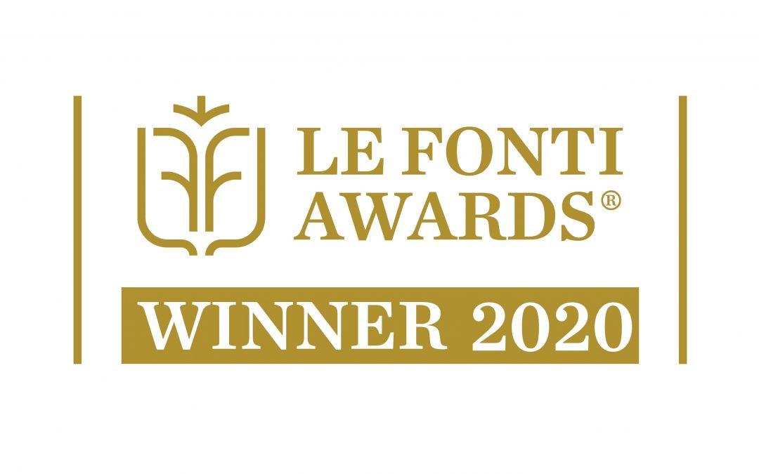 Avv. Morena Luchetti vincitore premio Le Fonti Legal Awards – Avvocato dell'Anno 2020 Boutique di Eccellenza Diritto Amministrativo